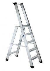 Zarges Stehleiter Seventec RC 4 Stufen