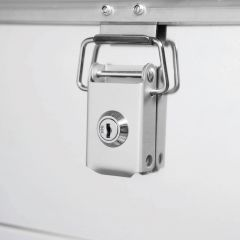 Günzburger Schloss-Set für Aluminium-Transportkisten