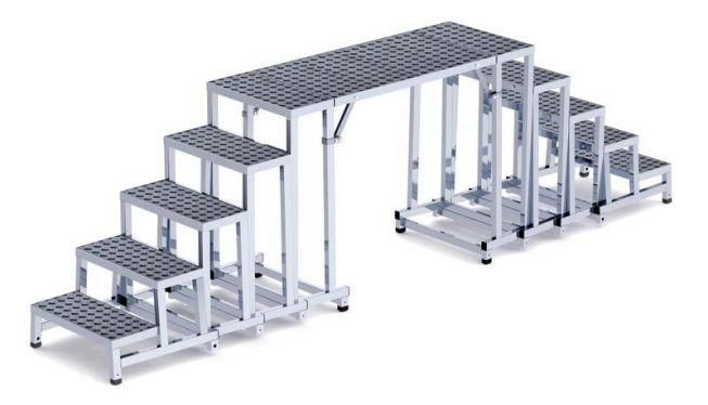 Günzburger modulares Arbeitspodest