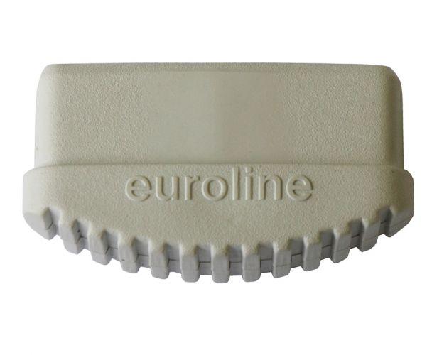Euroline Leiterfuß weiß Paar