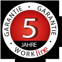 Euroline 5 Jahre Garantie