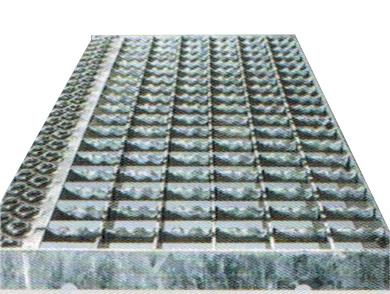 Stahl Gitterrost
